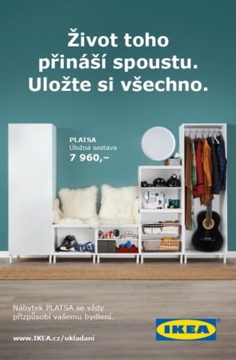 Nová kampaň Saatchi & Saatchi pro IKEA