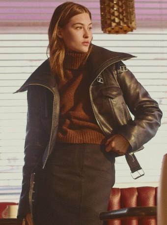 Podzimní kolekce H&M STUDIO v duchu seriálu Twin Peaks