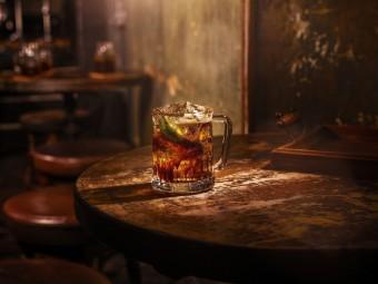 Captain Rum s colou, foto kredit: Stock Plzeň - Božkov
