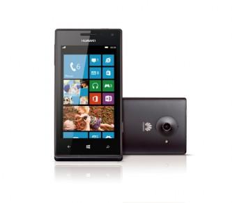 Nový levný smartphone Huawei Ascend W1