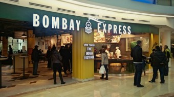 Bombay Express, foto: OC Quadrio