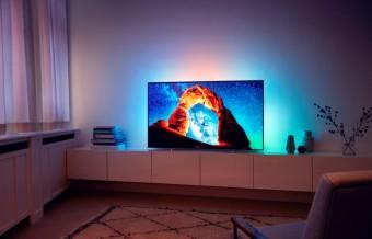 OLED televizor Philips série 803, foto: TP Vision