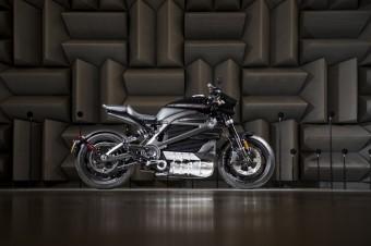 Elektrický motocykl LiveWire, Harley-Davidson