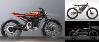 Zaměření na elektrické modely, Harley-Davidson