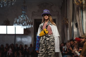 Mercedes-Benz Prague Fashion Week, foto: Martin Faltejsek