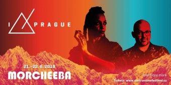 MORCHEEBA Metronome Festival Prague 2019