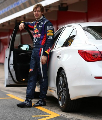 Sebastian Vettel bude ředitelem vývoje u Infiniti