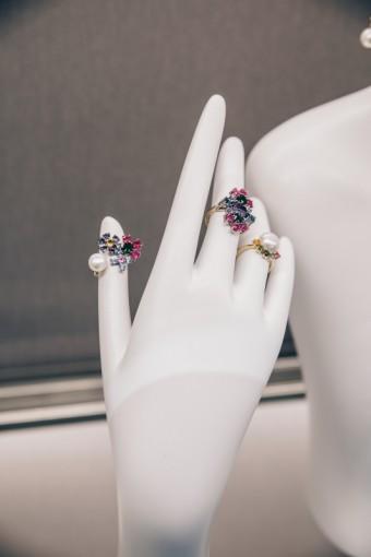 Real Jewel, kolekce podzim-zima 2018, TOUS