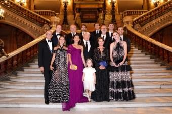 rodina Cassegrainových, 70. narozeniny Maison Longchamp