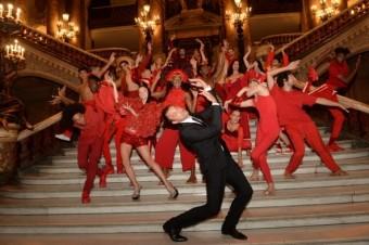 Dimitri Chamblas, 70. narozeniny Maison Longchamp