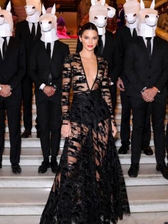 Kendall Jenner, 70. narozeniny Maison Longchamp