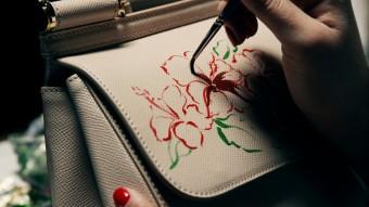 Ručně malované kabelky Sicily Bag, Dolce & Gabbana