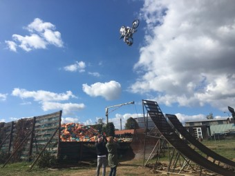 FMX Gladiator Games - trénink 2018