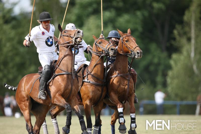 V Praze se bude konat turnaj BMW Czech Polo Open 2013