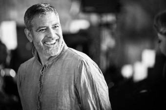 George Clooney v nejnovější kampani Nespresso