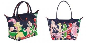 Longchamp x kolekce Clo´e Floirat