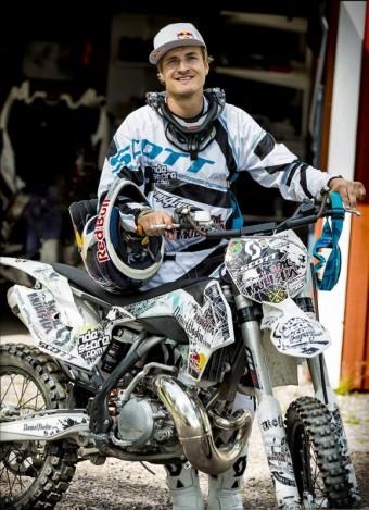 Daniel Bodin, foto kredit: FMX Gladiator Games