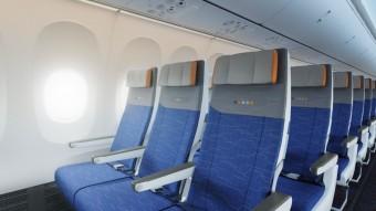 Economy Class MAX 8, foto kredit: flydubai