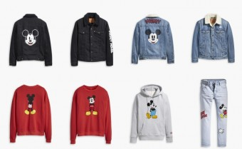 Mickey x Levi´s