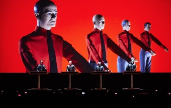 Kraftwerk, foto kredit: Metronome Festival Prague