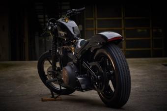 Vítěz přestaveb Battle of the Kings, Harley-Davidson Bangkok
