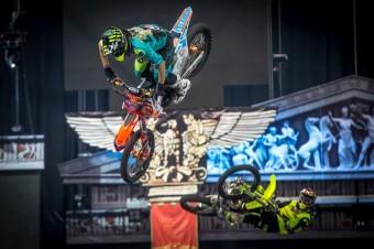 FMX Gladiator Games 2018, foto: Ondřej Horálek a Petr Lusk