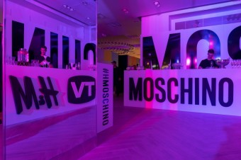 MOSCHINO [tv] H&M disco party v pražském Myslbeku