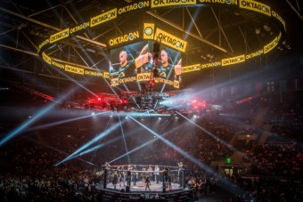 OKTAGON MMA, foto kredit: Monster Energy Europe Ltd.