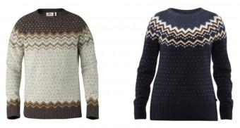 Övik Knit Sweater, Fjällräven