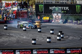 Kristoffersson, Grid 2017 SouthAfrica, foto kredit: Monster Energy