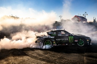 Baggsy, Gymkhana GRiD 2018 South Africa, zdroj: Monster Energy