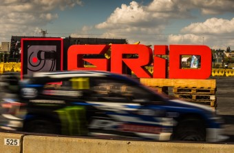 Petter Solberg, photo: Eric Palmer, zdroj: Monster Energy