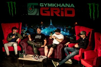 Atmosphere Gymkhana GRiD 2018 South Africa, zdroj: Monster Energy