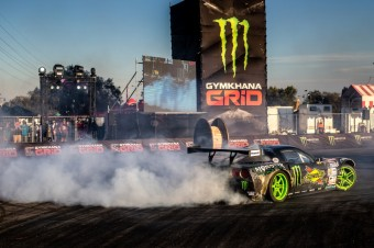 Gymkhana GRiD 2018 South Africa, zdroj: Monster Energy