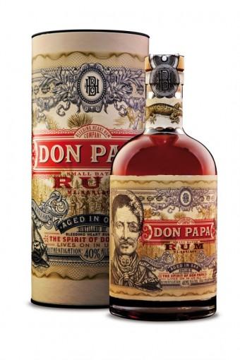 Prémiový rum DON PAPA, Warehouse#1
