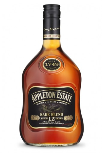 Appleton Estate 12yo Rare Blend, Warehouse#1