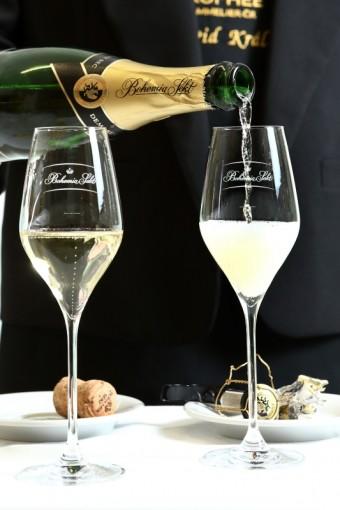 Firemní večírek nebo oslava? Připijte si bublinkami, foto kredit: Bohemia Sekt