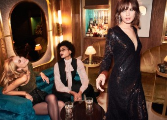 Silvestrovská párty kolekce Reserved x Vogue