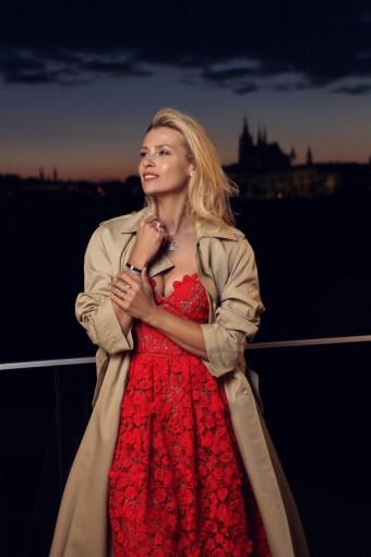 Daniela Peštová, foto kredit: TOUS