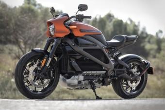 Elektrický motocykl LiveWire Harley-Davidson