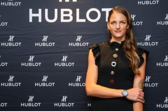 Karolina Pliskova - Hublot Friend of the Brand