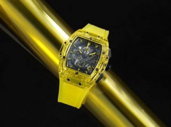 Spirit of Big Bang Yellow Sapphire, Hublot