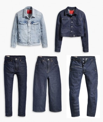 Návrat zkroucené legendy – Levi´s Engineered Jeans
