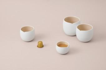 Kolekce šálků Indii Mahdavi, Nespresso