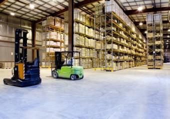 3 tipy na efektivnější manipulaci se zbožím v průmyslovém provozu, ilustrační foto: Shutterstock