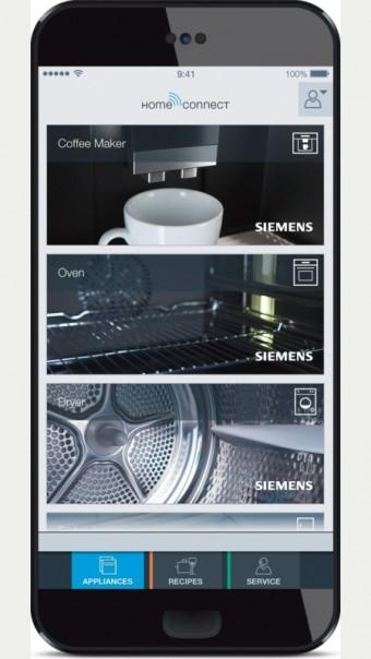 Aplikace Home Connect, Siemens Home