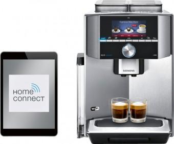 Siemens kávovar, aplikace Home Connect, Siemens Home