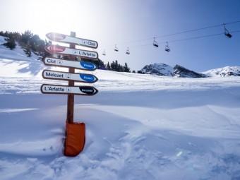 Zimní středisko La Norma, Francie, foto: Beta tour