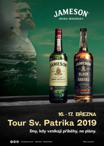 Tour sv. Patrika 2019, zdroj: JAMESON