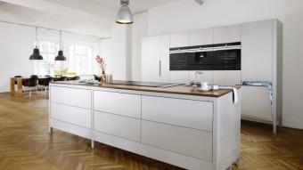 Kuchyně, která je skutečným srdcem domova, Siemens Home